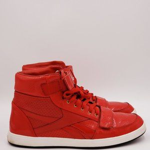 Reebok Classic Leather Hi tops Sneakers